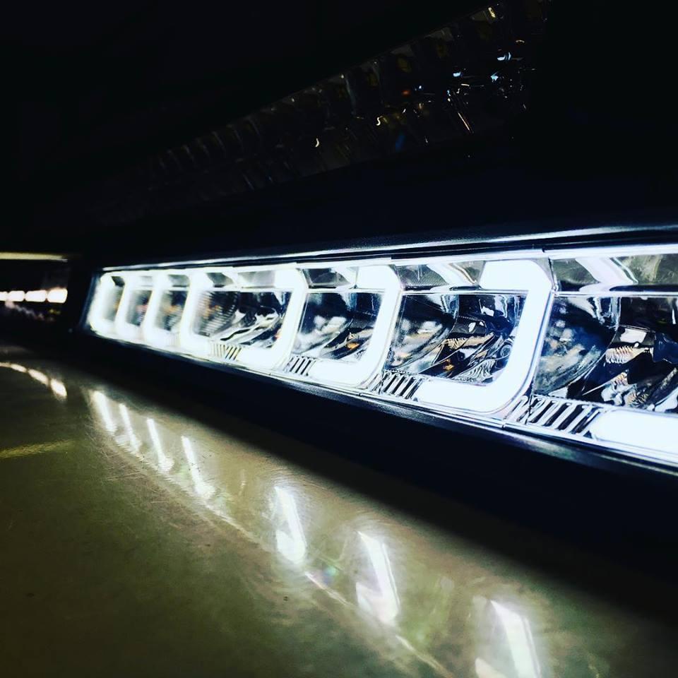 LED papildus apgaismojums