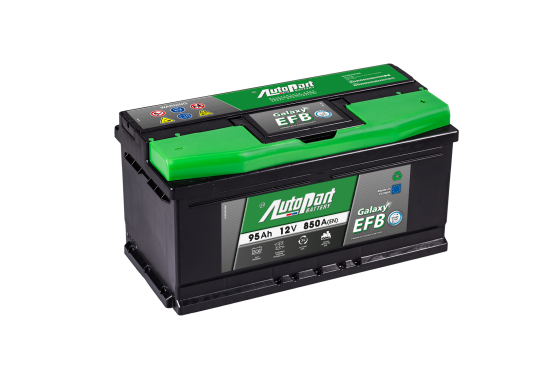Autopart Galaxy EFB - Enchanted Floded Battery