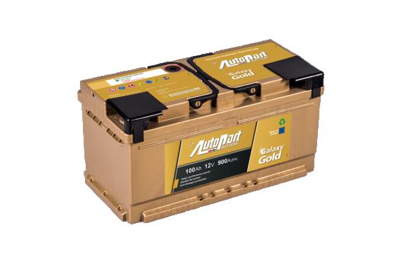 Autopart Galaxy Gold battery